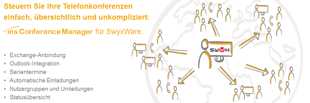 insConferenceManager für SwyxWare