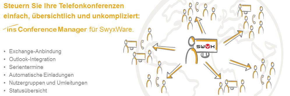 insConferenceManager für SwyxWare