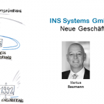 Neue Geschäftsführung der INS Systems GmbH und INS Consulting GmbH